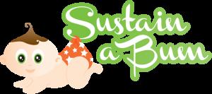 logo Sustain A Bum 800